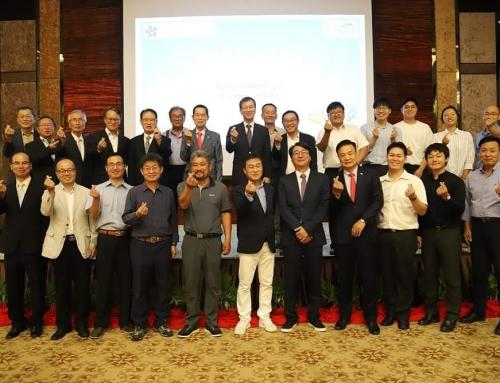 2019 캄보디아농산업협회 민주평화통일자문회의 캄보디아지회 송년의 밤 행사 개최