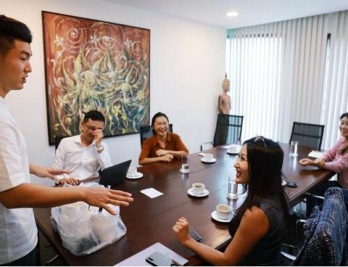 제2차 청년 기업가 위원회 월례회의 개최